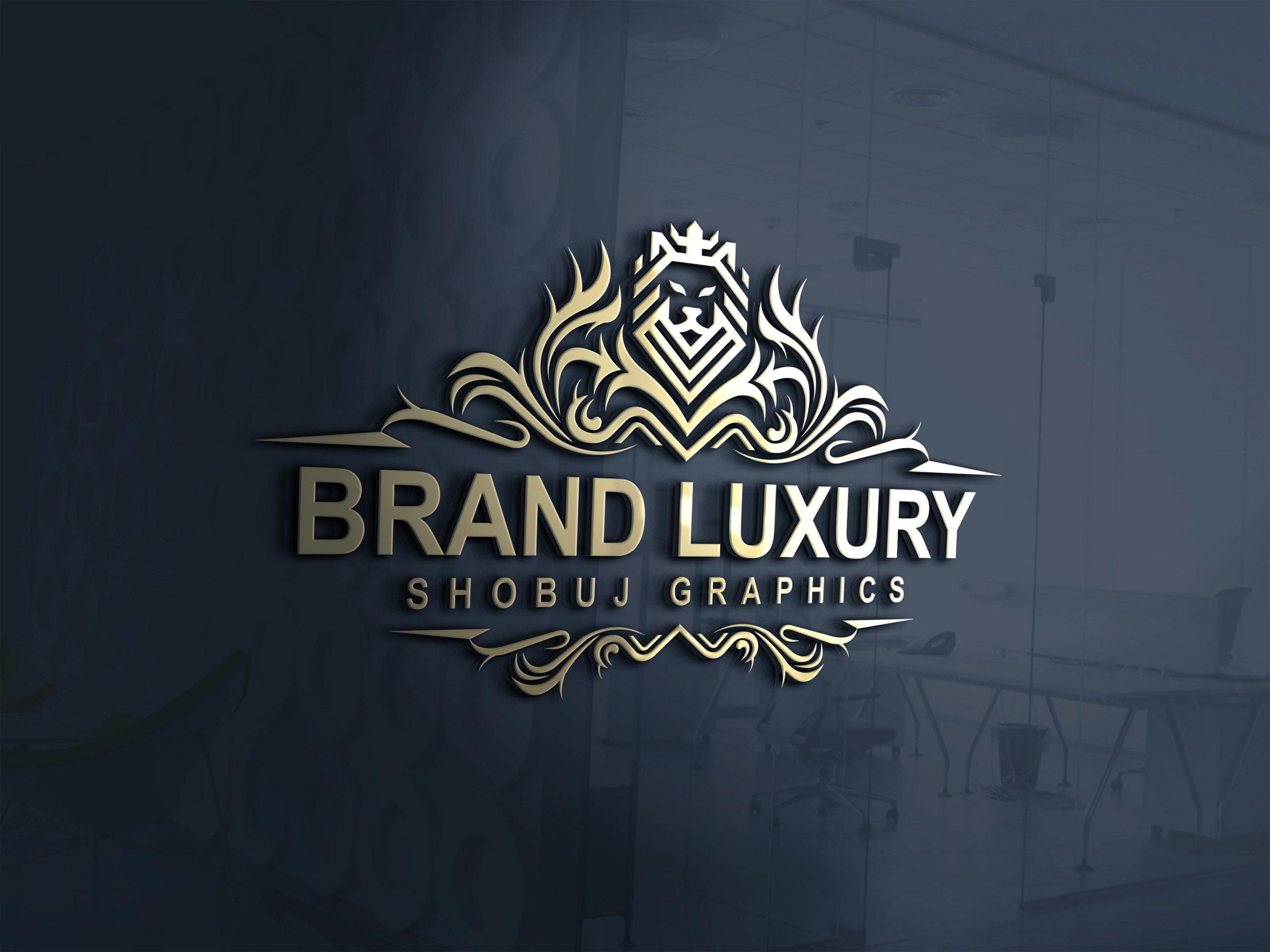 Luxury Brand Logo Design Download