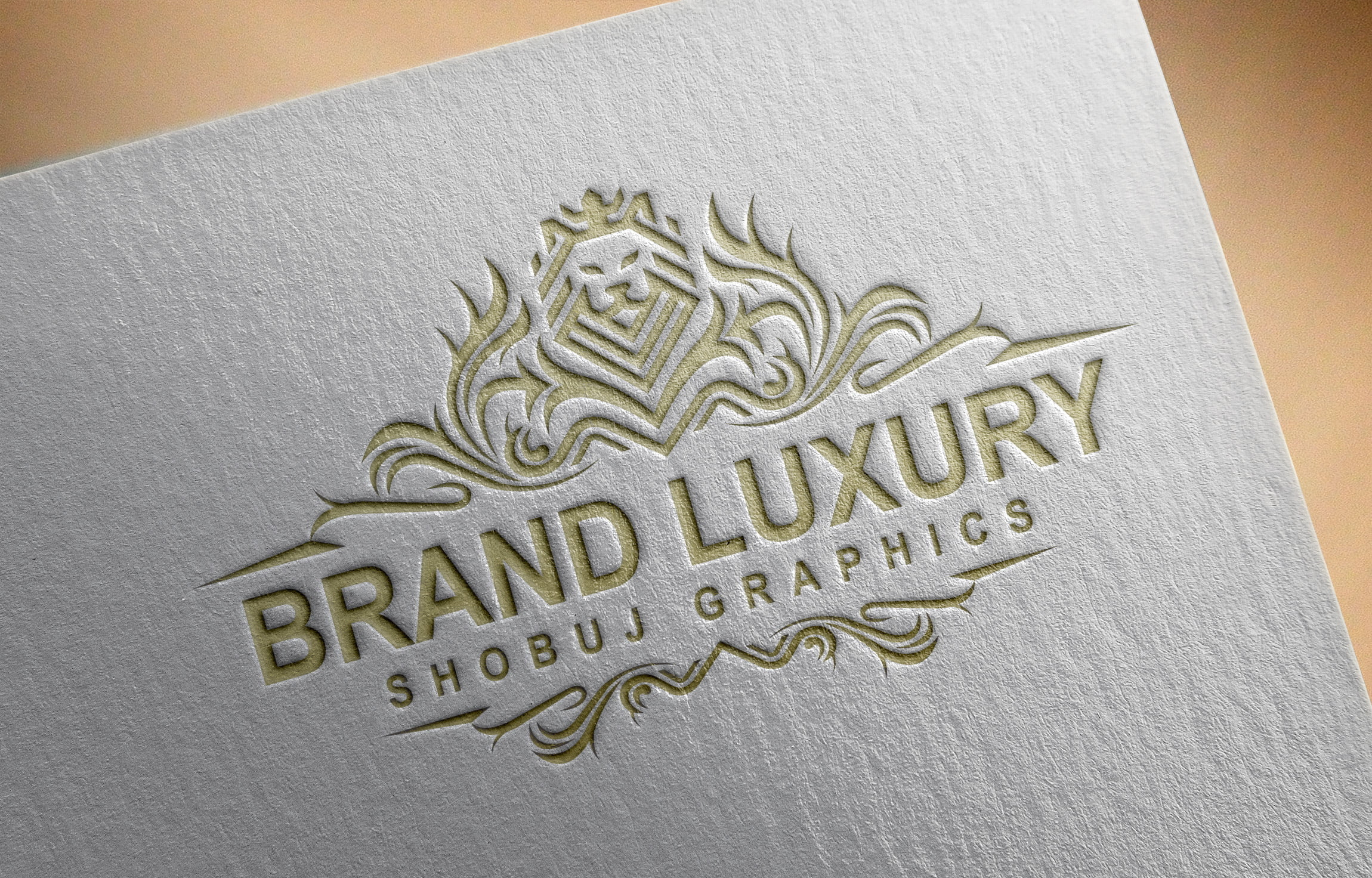 Luxury Brand Logo Template Download