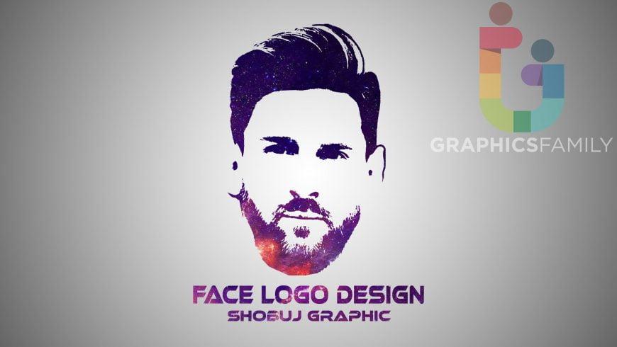 .PSD-Face-Logo-Template