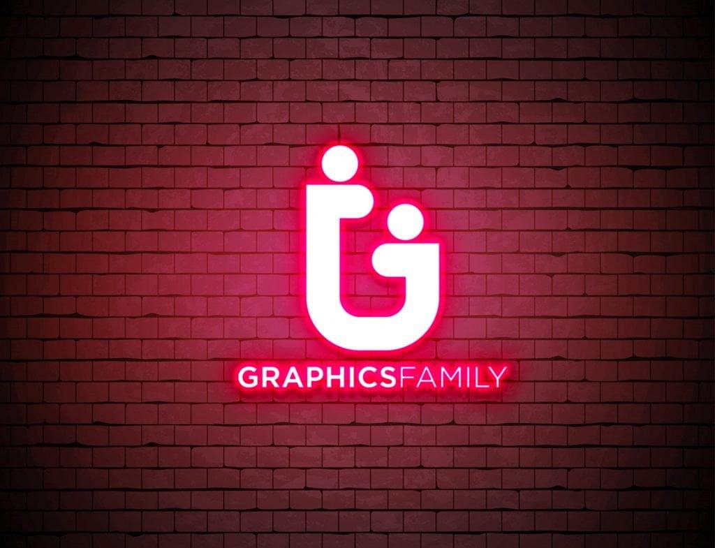 Red-Neon-Light-Logo-MockUp-Bricks-Wall-Free-PSD