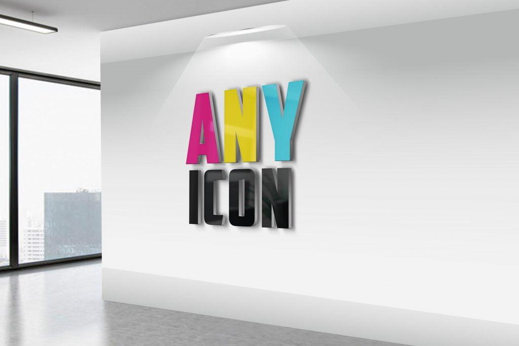 Any-Icon-Free-Realistic-3D-Wall-Logo-MockUp