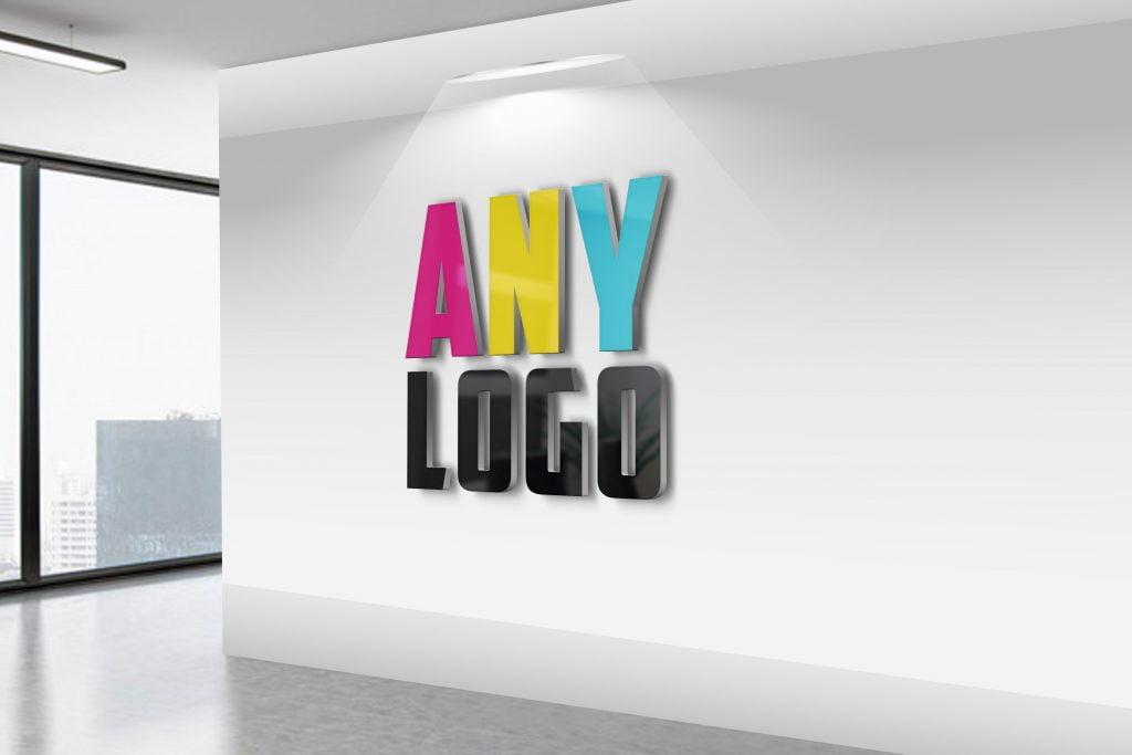Any-Logo-Free-Realistic-3D-Wall-Logo-MockUp