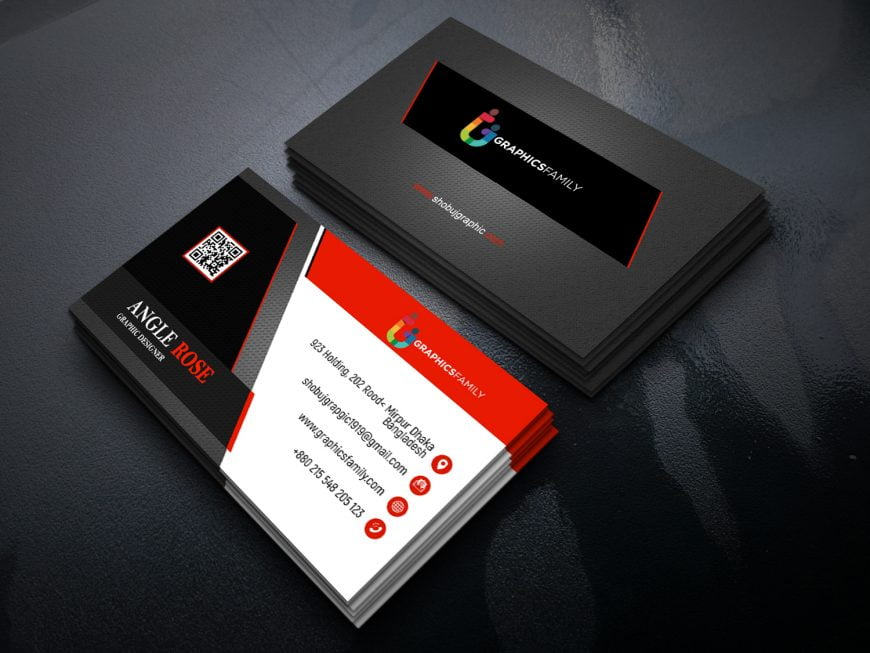 Commercial Banker Business Card Design