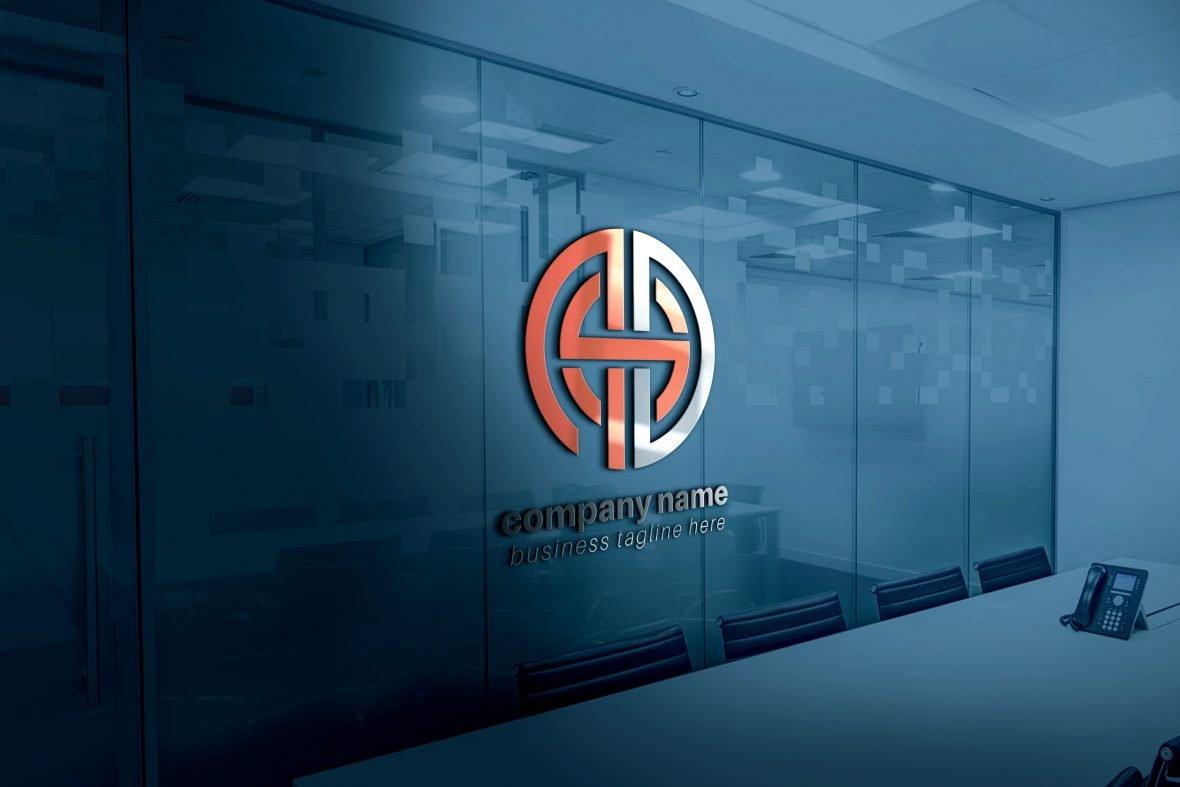 Creative-Typographic-Logo-Template