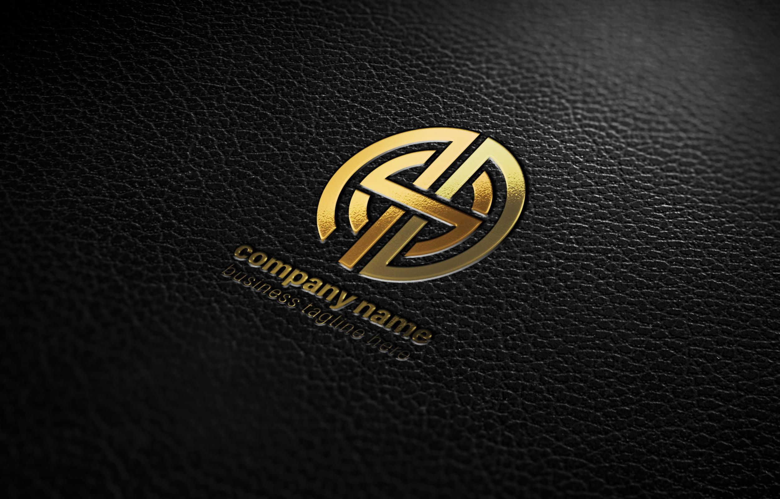 Free-Creative-Typographic-Logo-Template