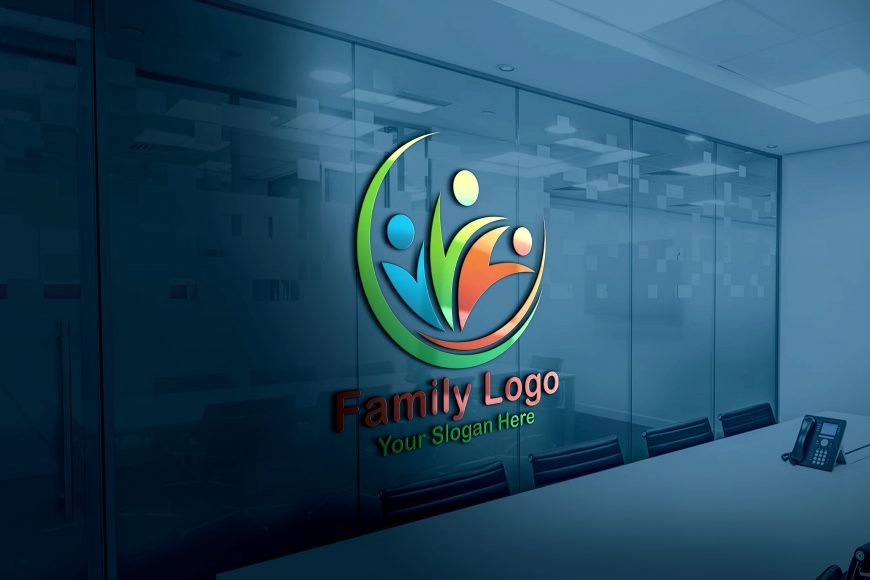 Free Family Logo Vector
