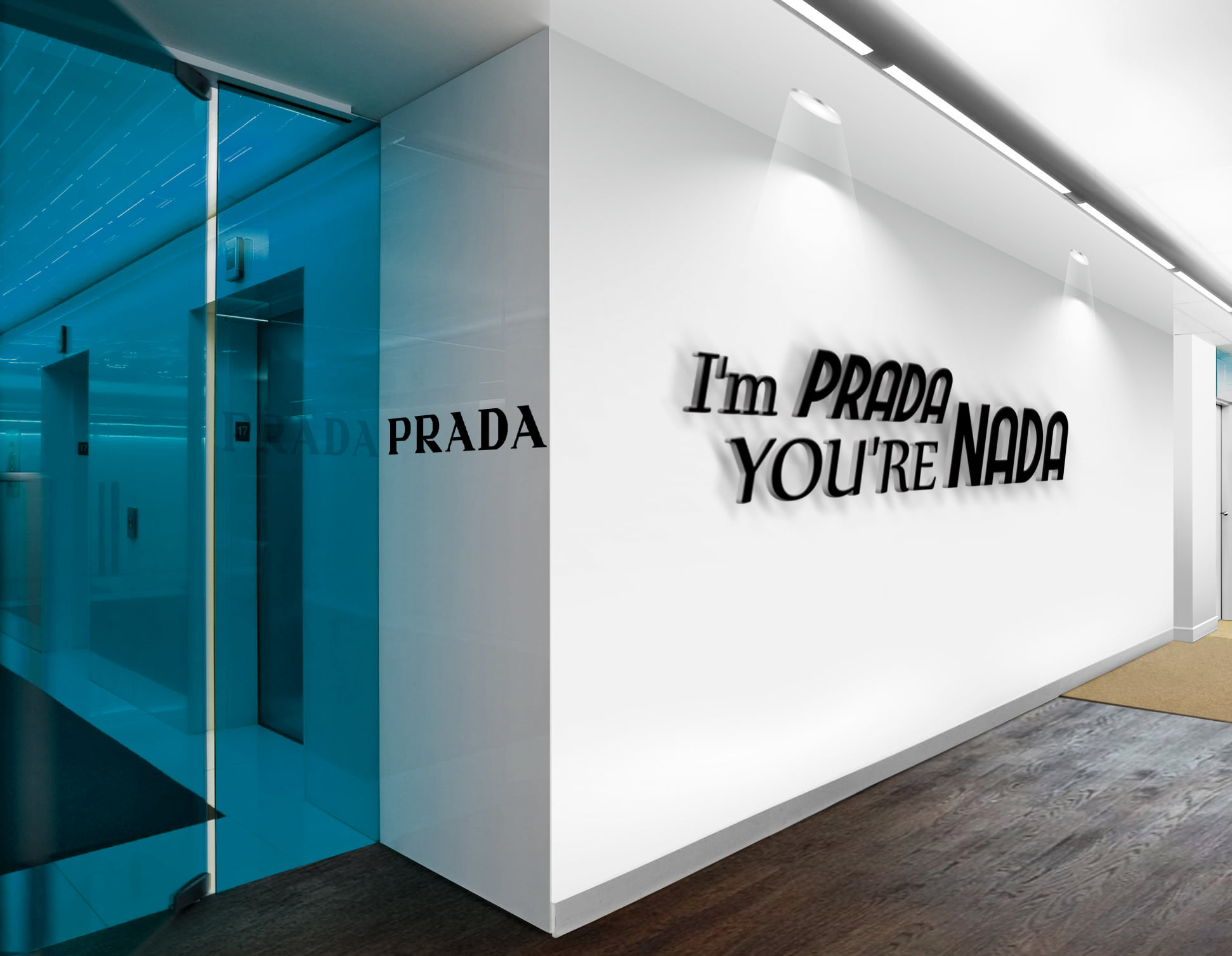 Prada-3D-Wall-Logo-&-Slogan-Mockup