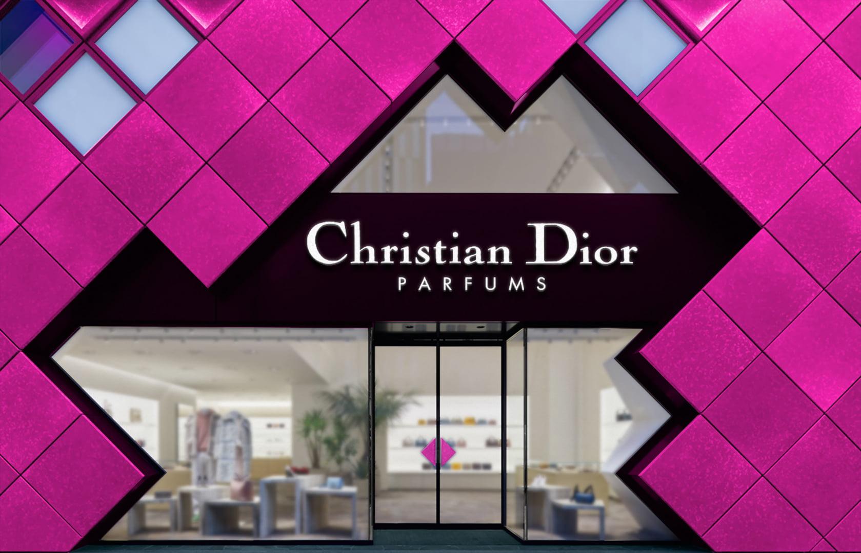 Christian-Dior-Parfums-Storefront-Logo-Mockup