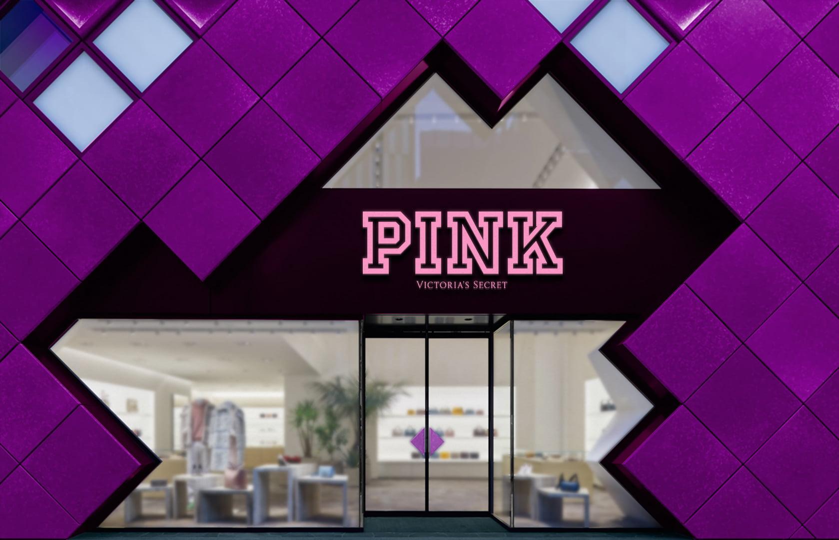 Pink-Victoria-Secret-Storefront-Logo-Mockup