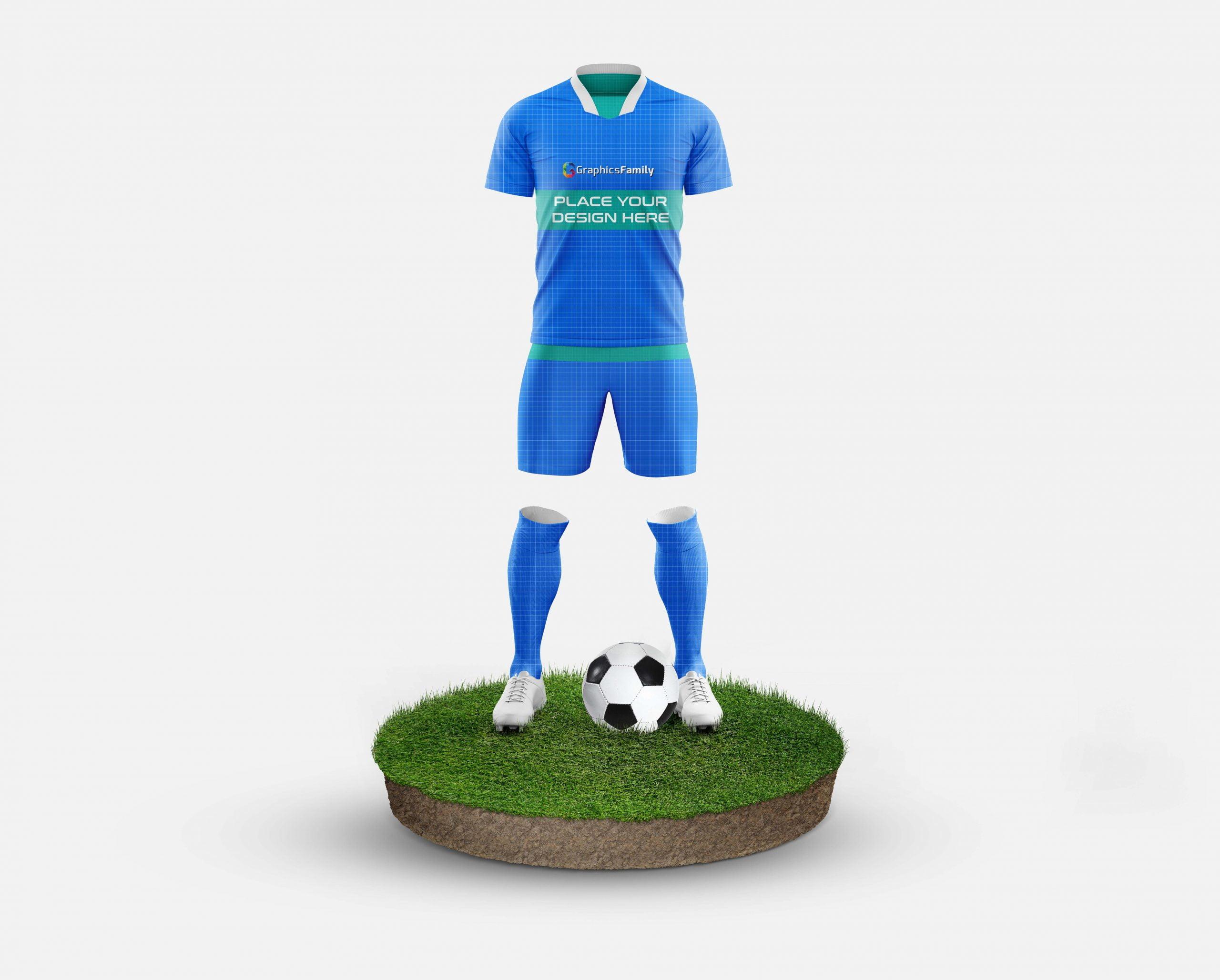 Free Football Kit Design