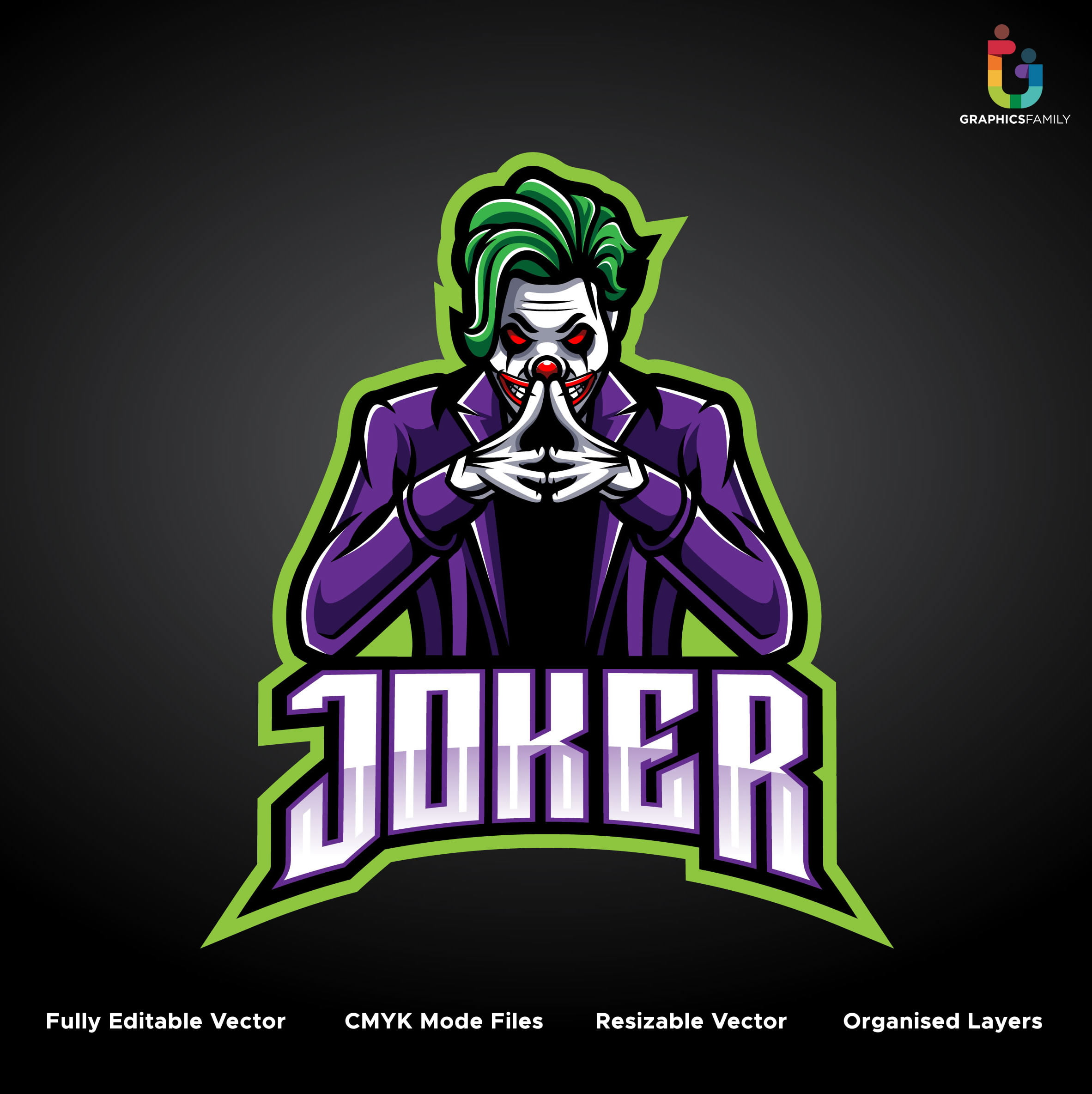 Free-Joker-Logo-Mascot-Download