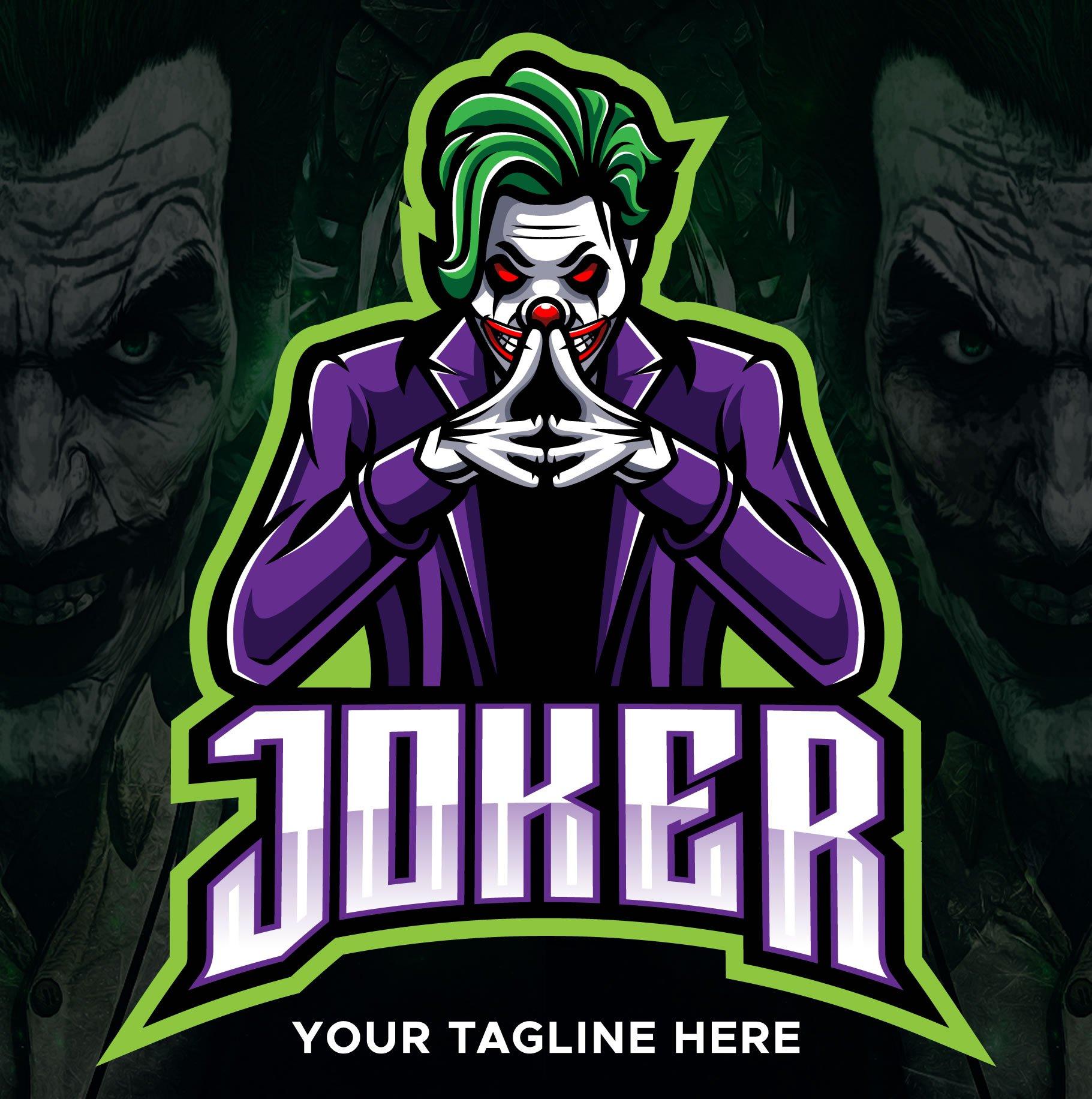 Joker-Logo-Mascot-Free-Download