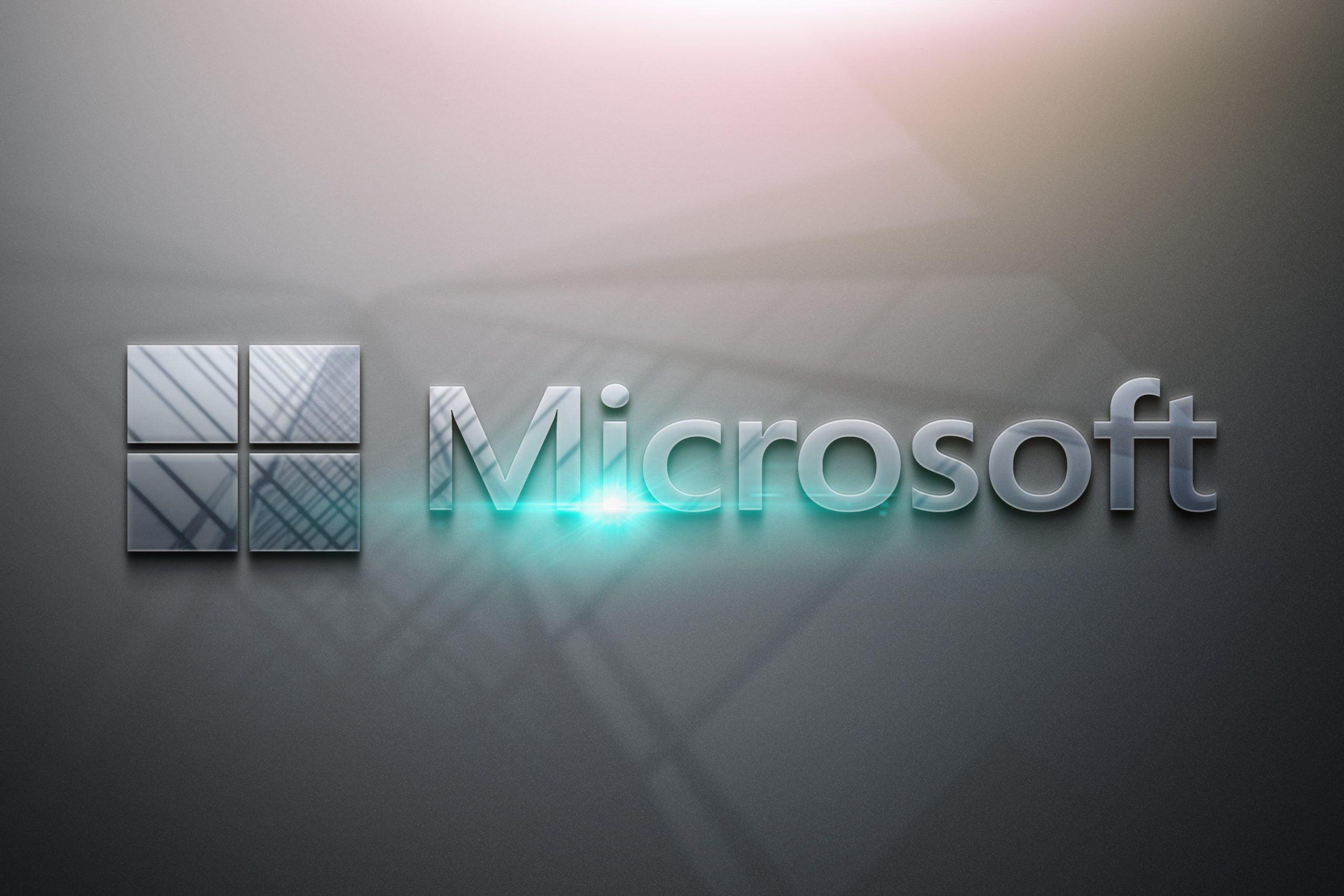 Microsoft-Free-Photoshop-Glossy-3D-Logo-Mockup