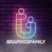 Free Neon Logo Mockup