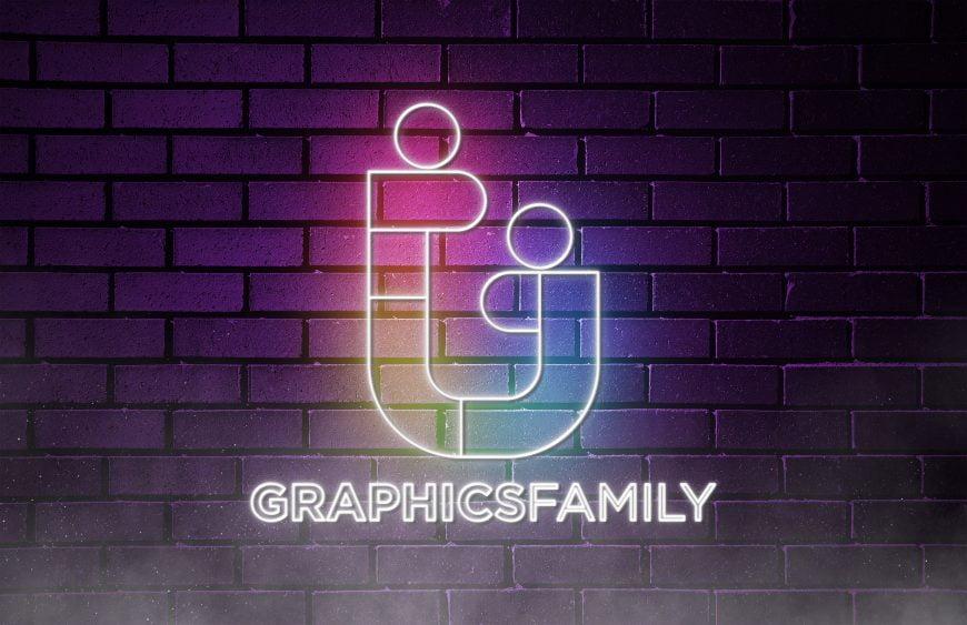 Download-Free-Neon-Logo-Mockup