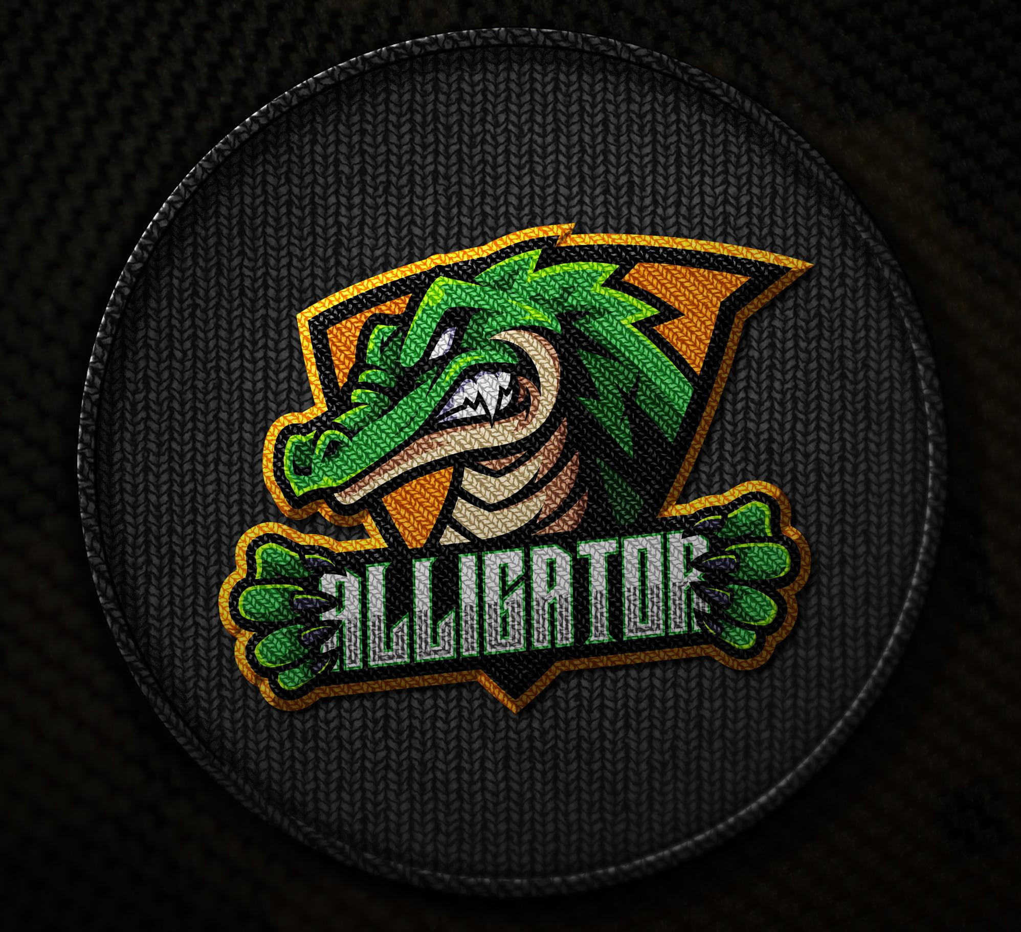 Free-Alligator-Embroidered-Logo-Mascot