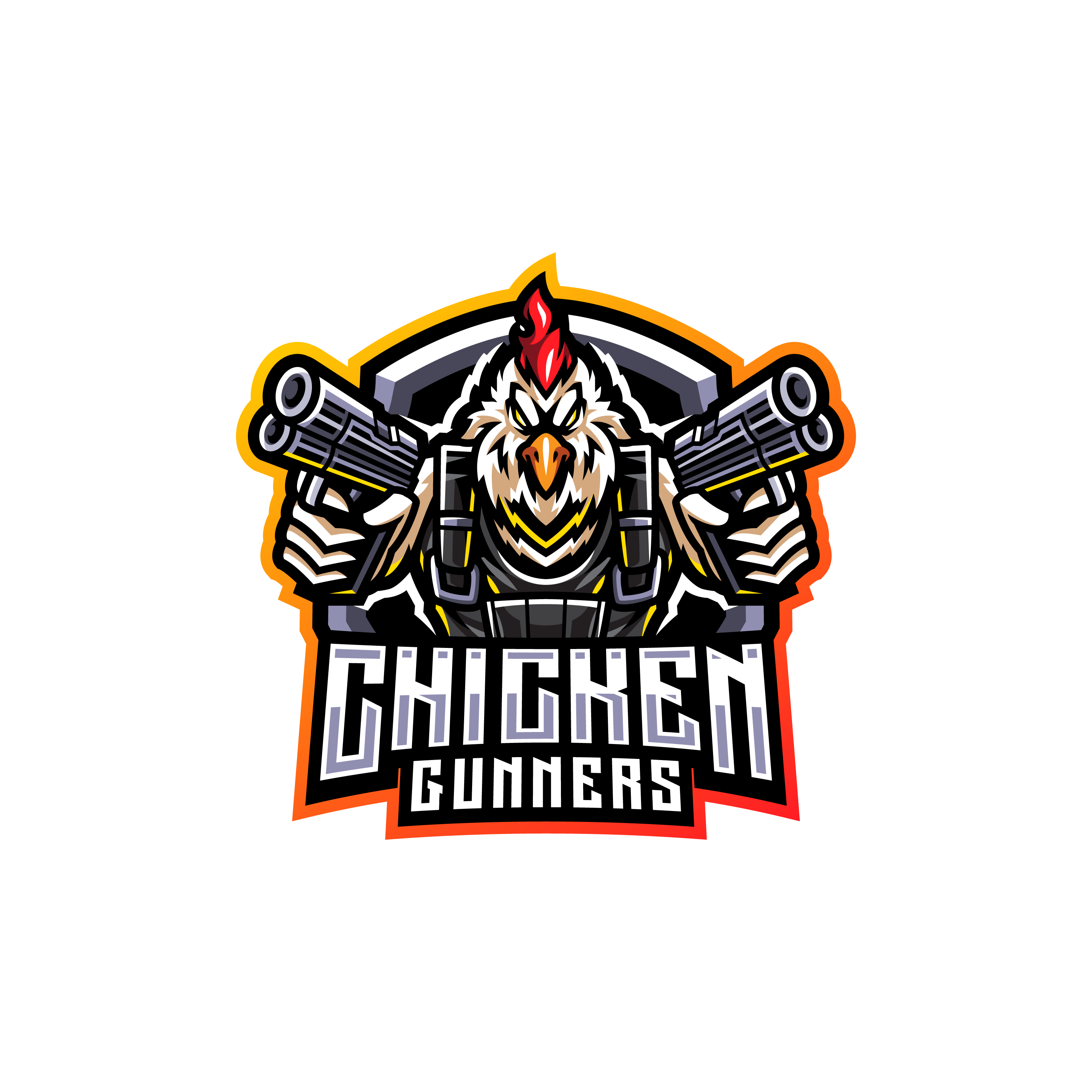 Free-Chicken-Mascot-Logo-PNG-transparent