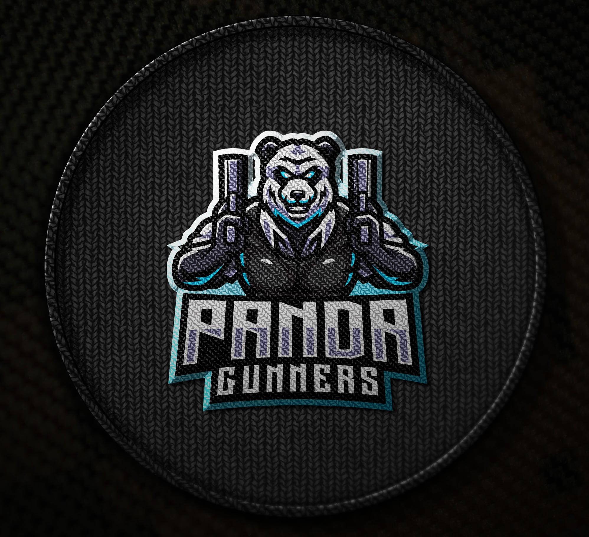 Free-Download-Panda-Bear-Mascot-Logo