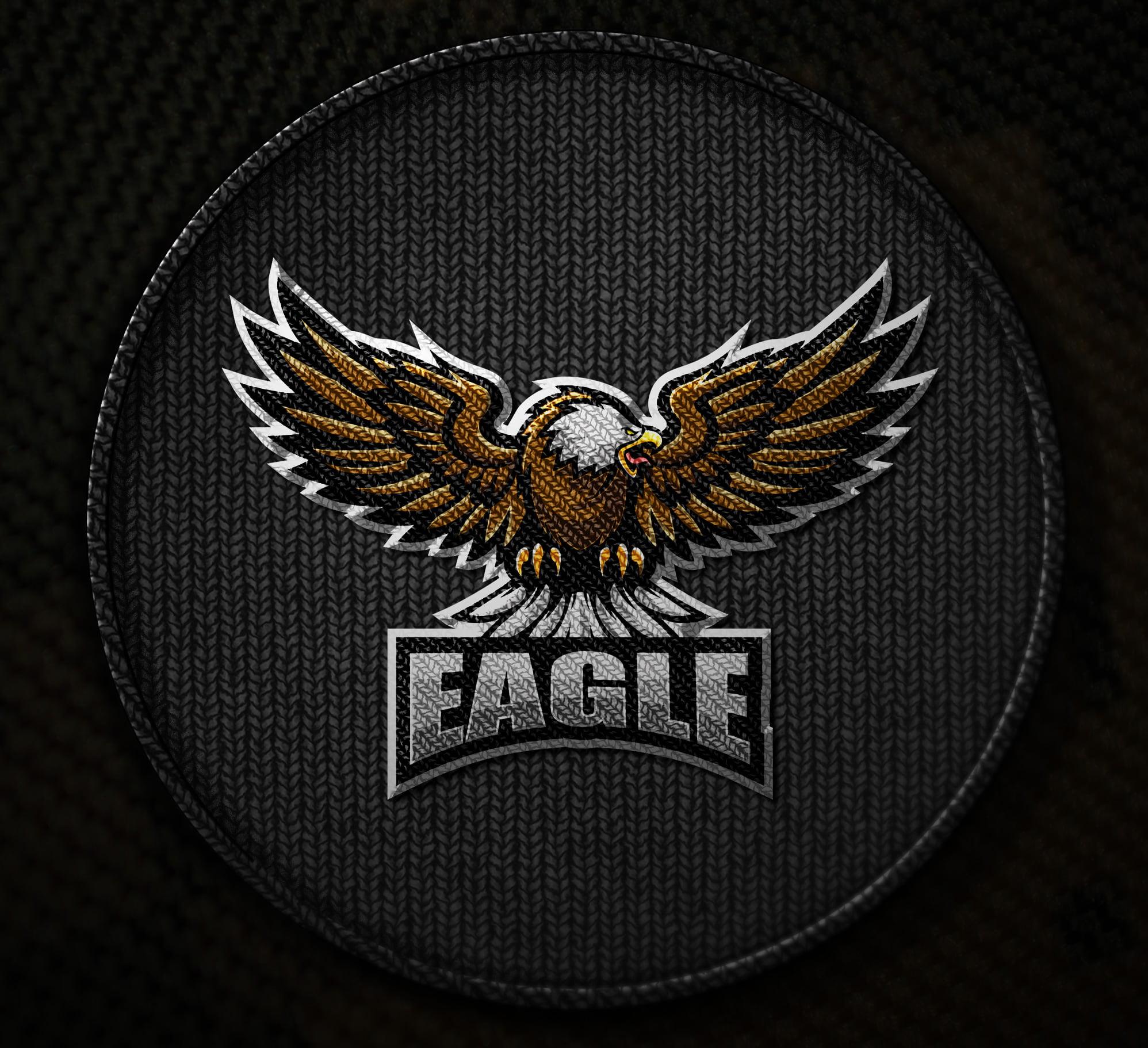 Free-Eagle-Download-Mascot-Logo