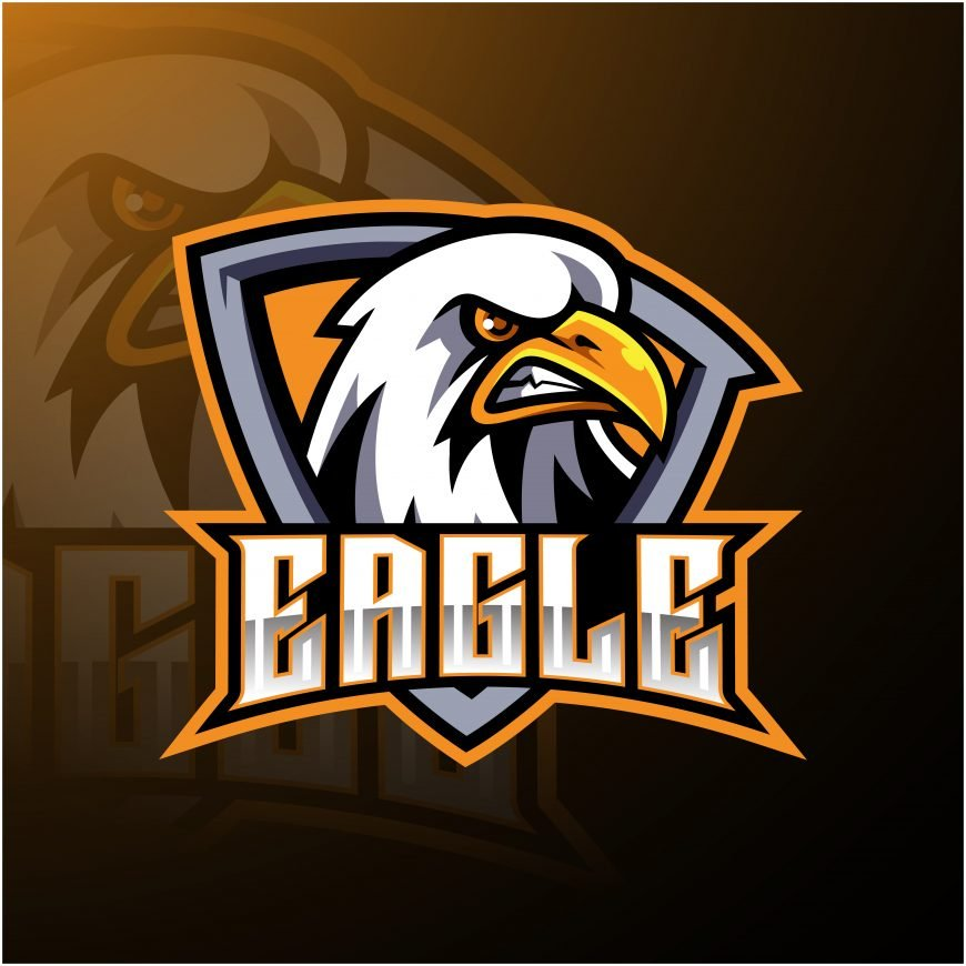 Free-Eagle-Logo-Mascot-scaled