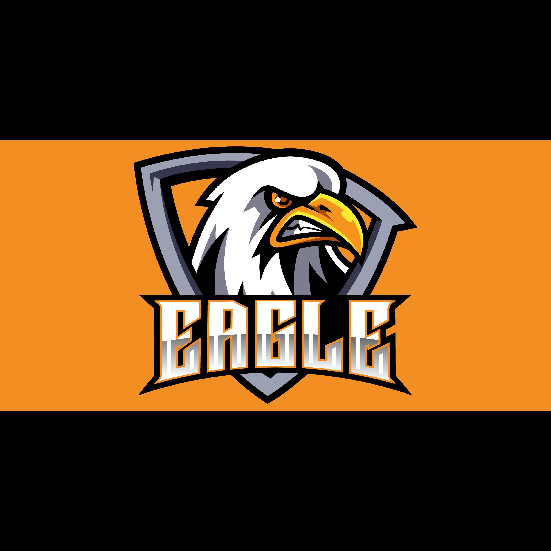 Free-Eagle-Logo-Mascot-PNG-transparent