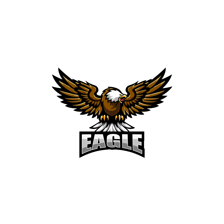 Free-Eagle-Mascot-Logo-PNG-transparent