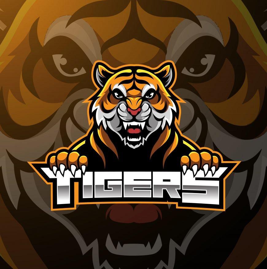 Free Tiger Logo Mascot