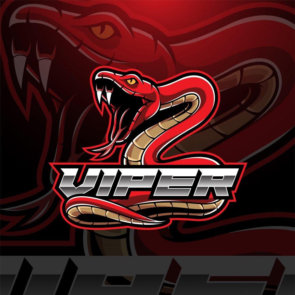 Free Viper Logo Mascot