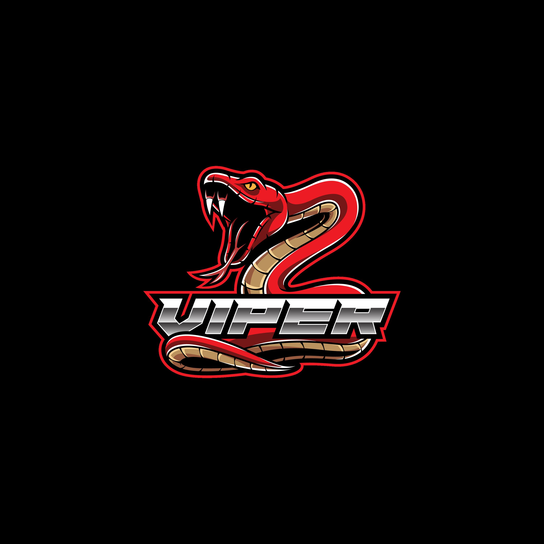 Free-Viper-Logo-Mascot-PNG-Transparent