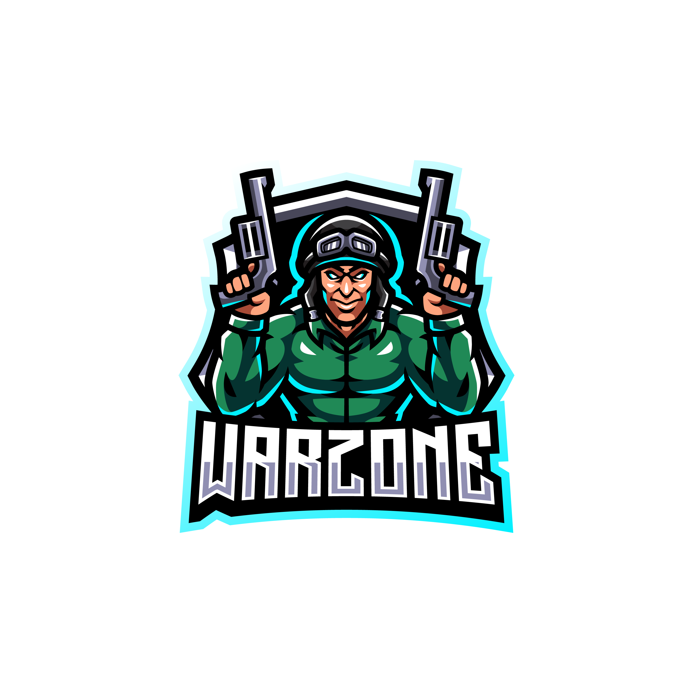 Free-Warzone-Gaming-Mascot-Logo-PNG-transparent