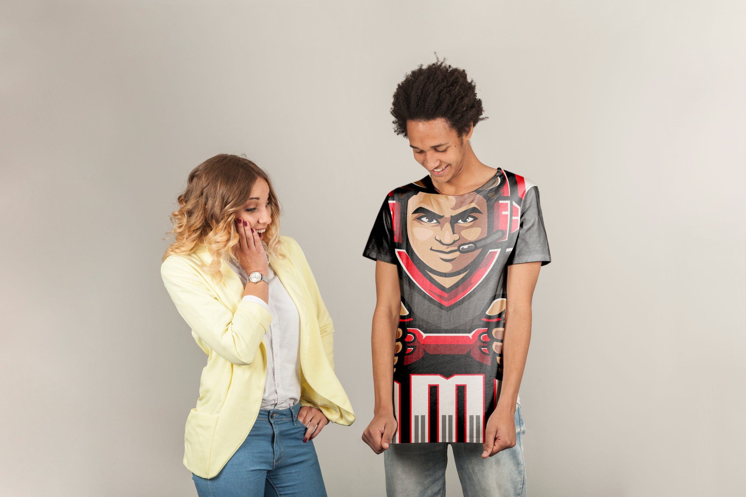 Fashion T-Shirt by GraphicsFamily