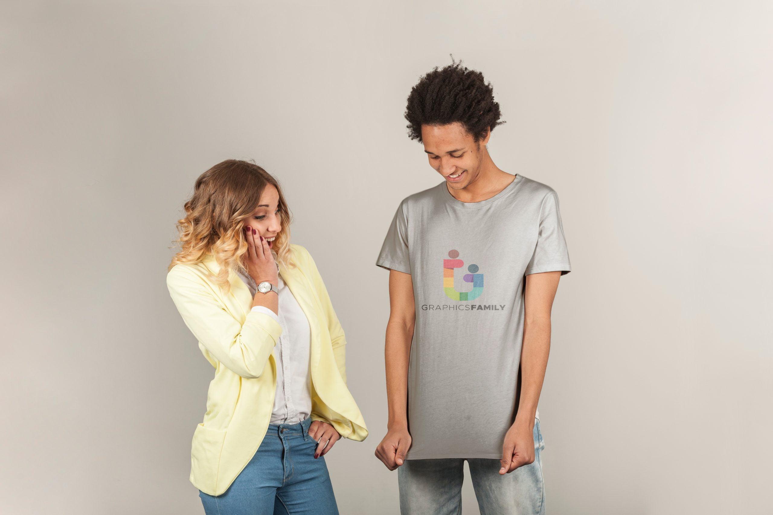 GraphicsFamily-Fashion-T-Shirt-Mockup