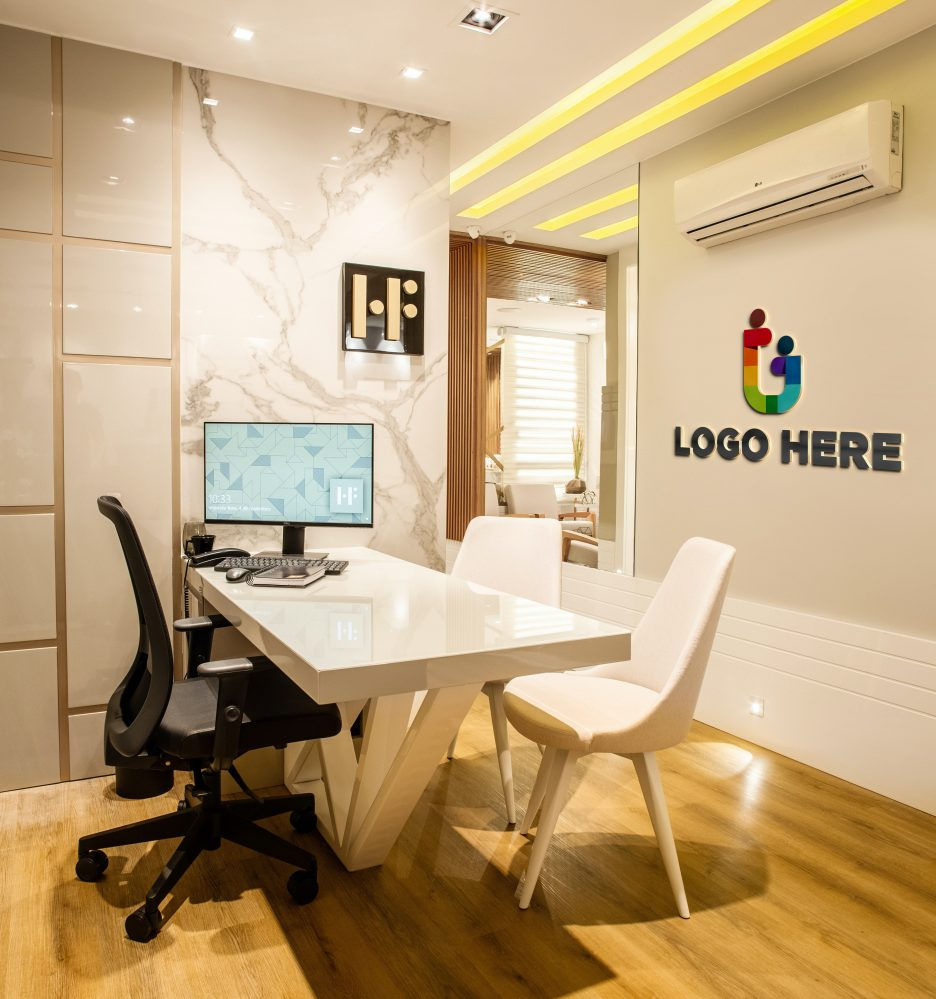 Free Office Branding Logo Mockups