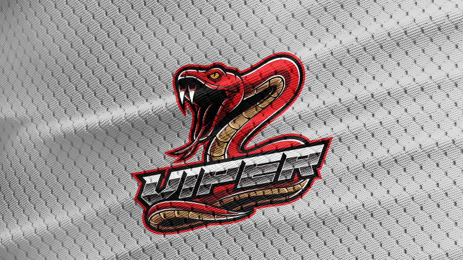 Gray-Jersey-Texture-Free-Viper-Logo-Masco-Downloadt
