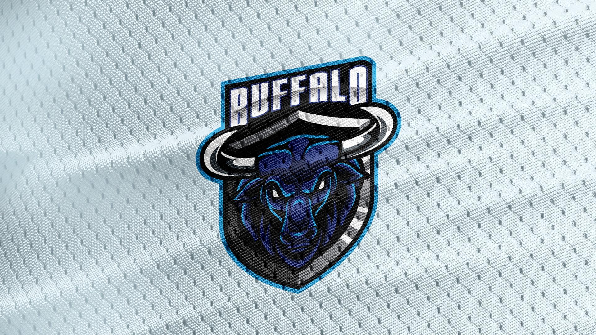 Jersey-Texture-Free-Buffalo-Mascot-Logo
