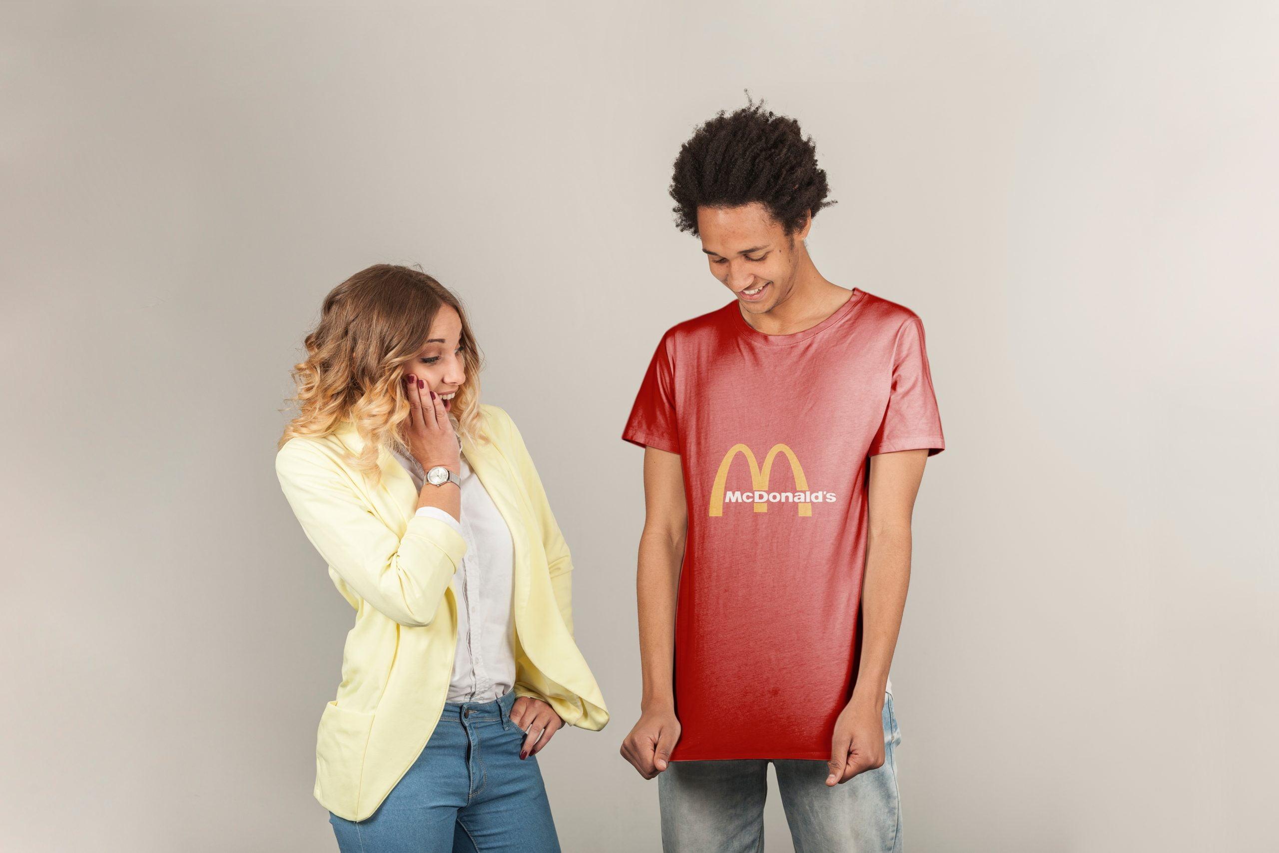 McDonalds-Fashion-T-Shirt-Mockup