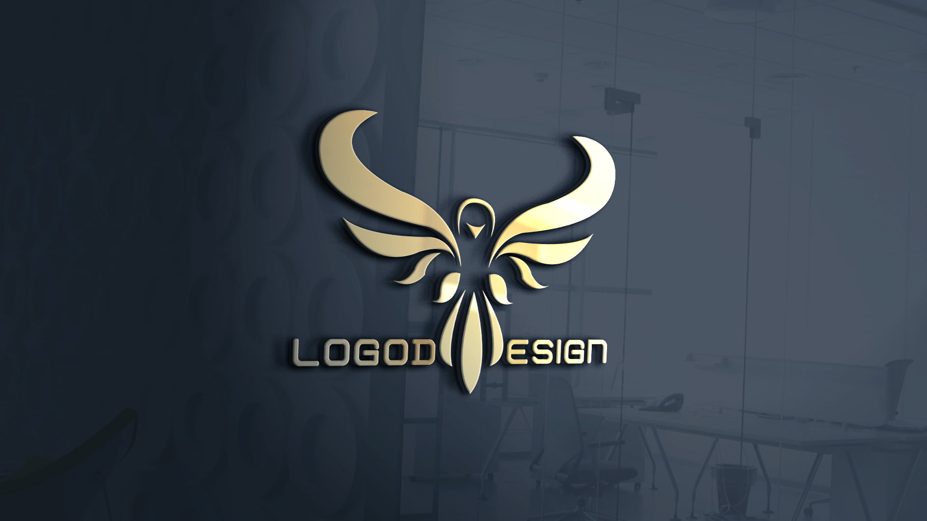 Abstract-Bird-Logo-Template