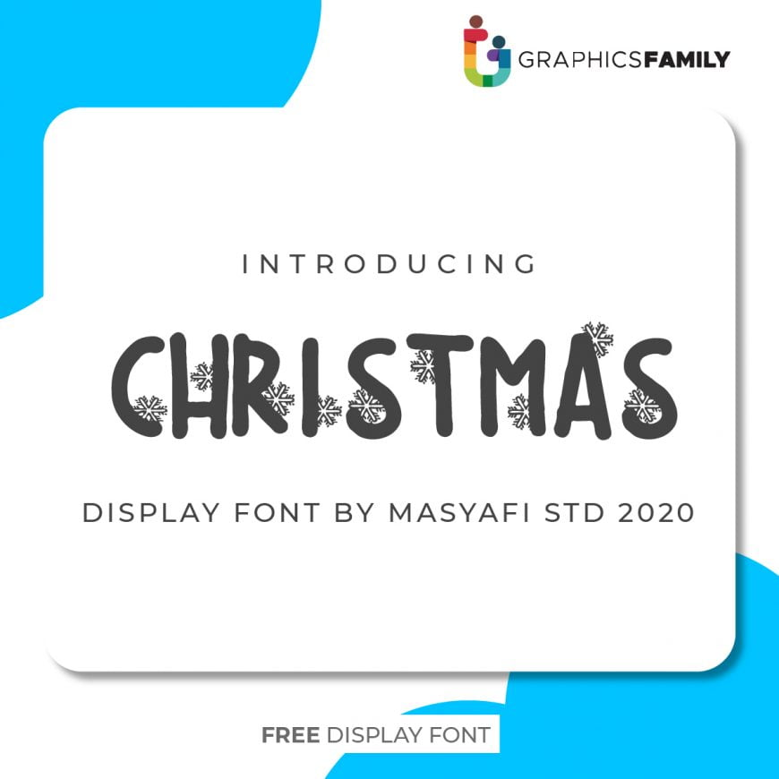 Christmas Font Free Download