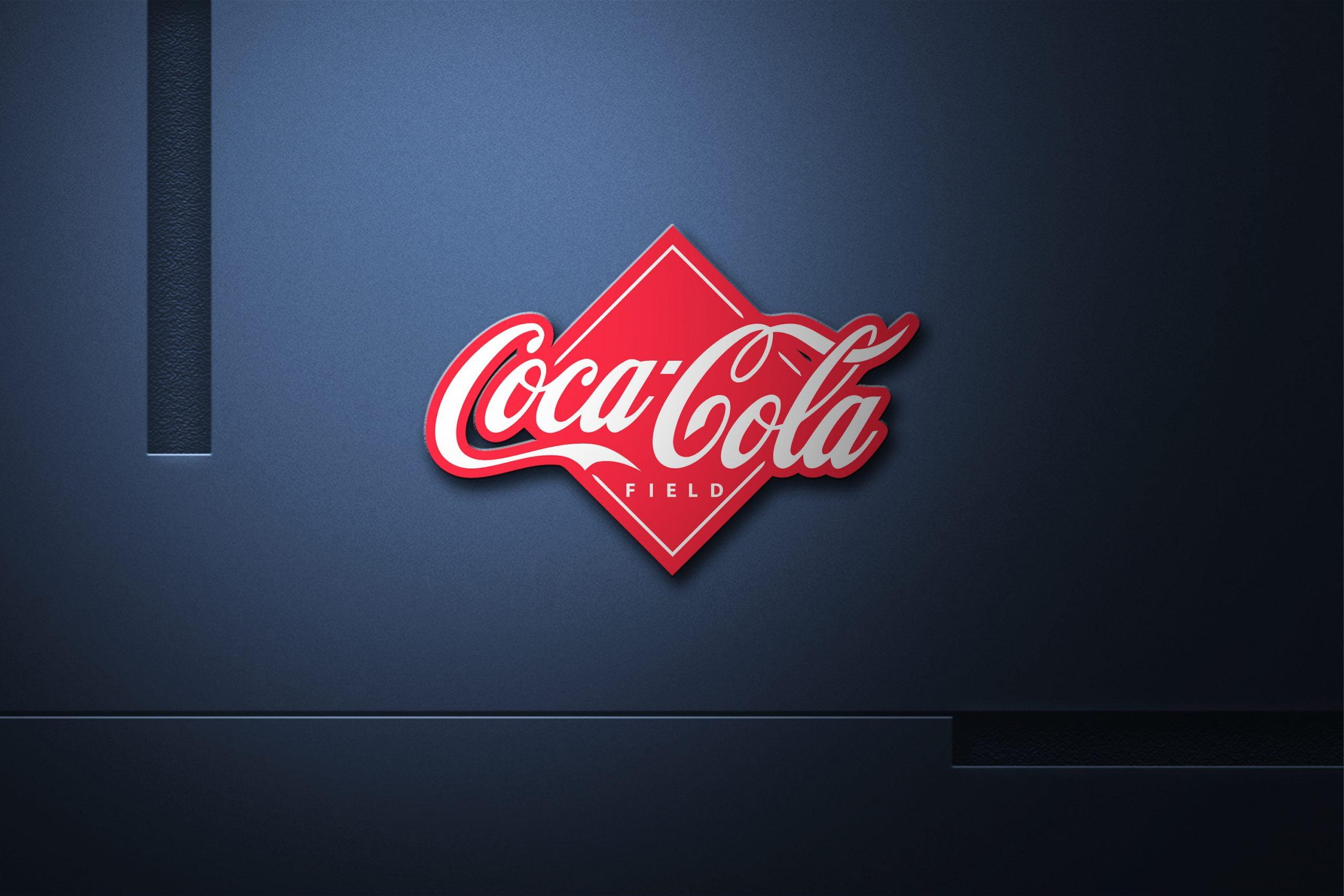 Photoshop Logo Illustration Mockup by GraphicsFamily