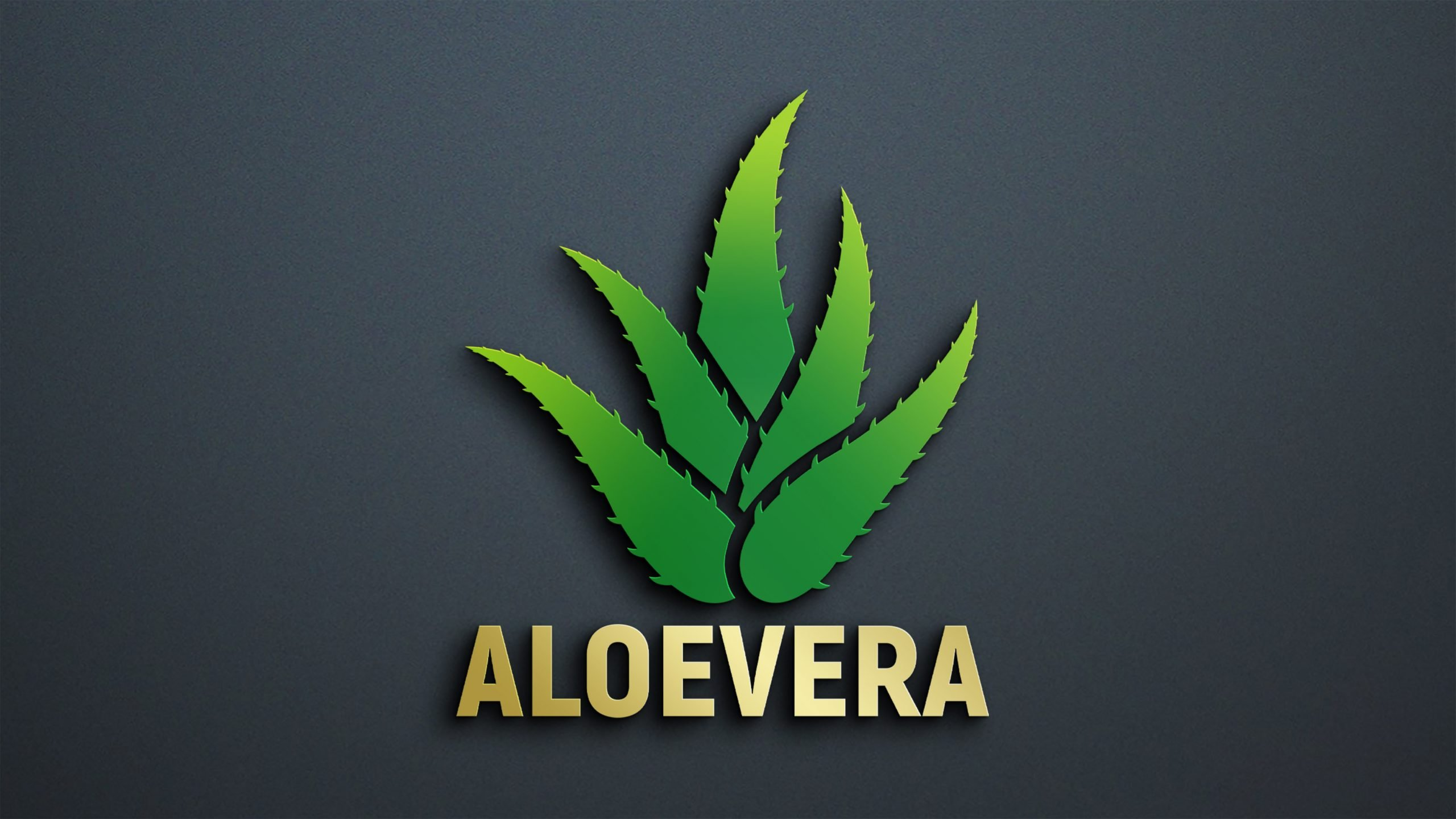 Download-Aloevera-Logo-Design-Free-PSD