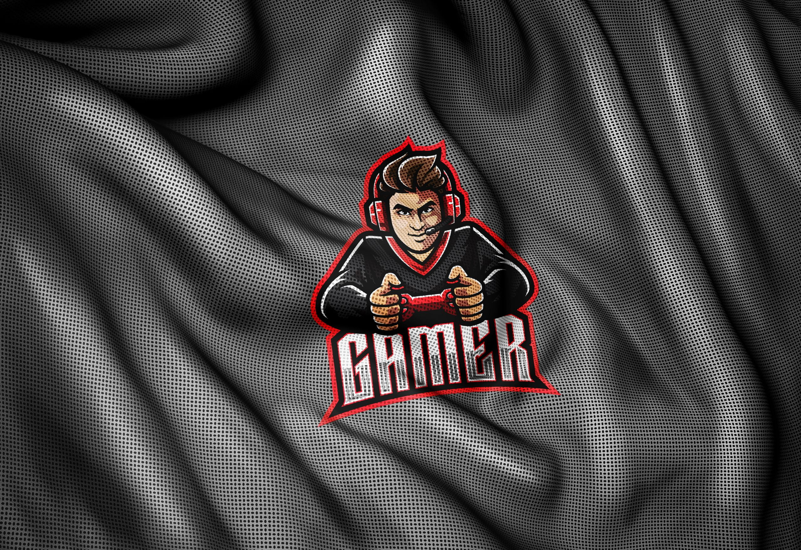 Download-Mascot-Logo-Sports-Jersey-Fabric-Texture-Photoshop-Logo-Mockup