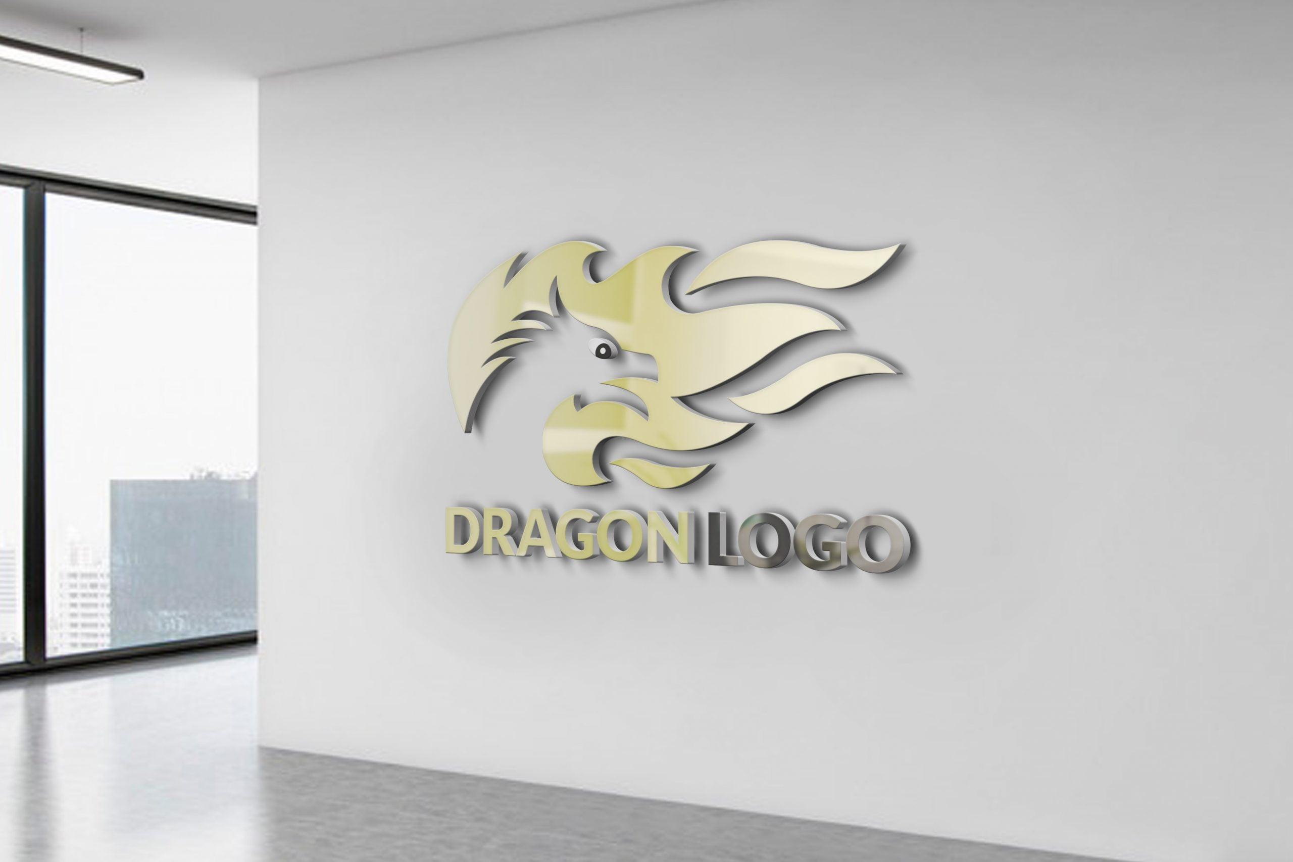 Dragon Logo Design Download