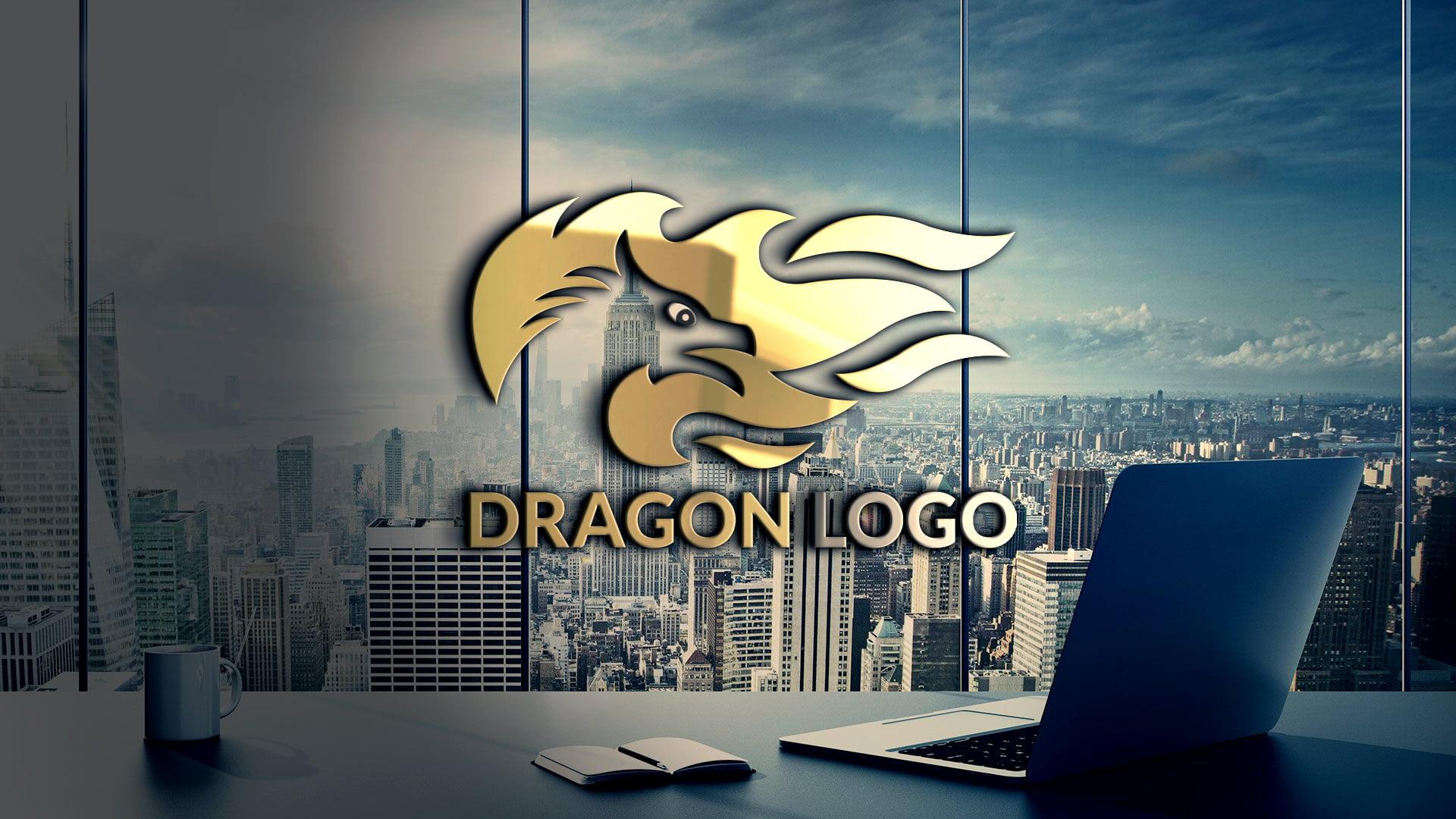 Dragon Logo Design Free Download
