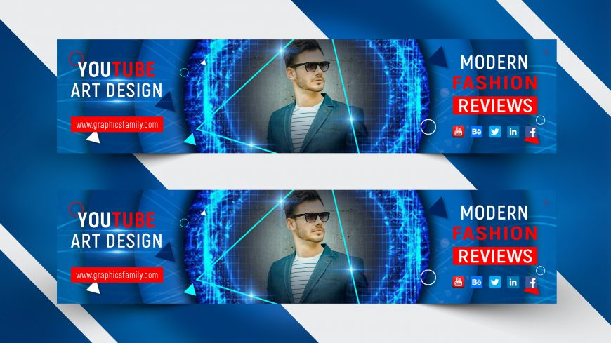 Fashion-Influencer-Youtube-Channel-Art-Design-Template