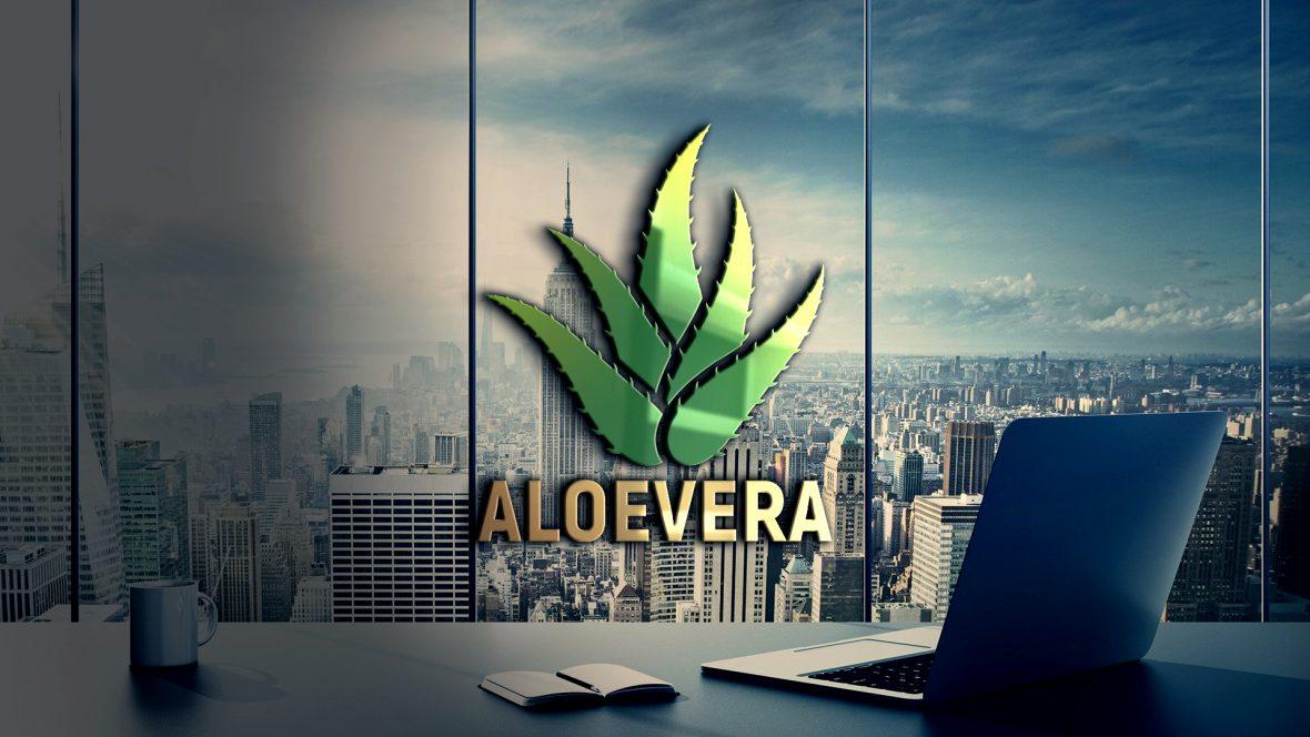 Free-Aloevera-Logo-Design-Free-PSD