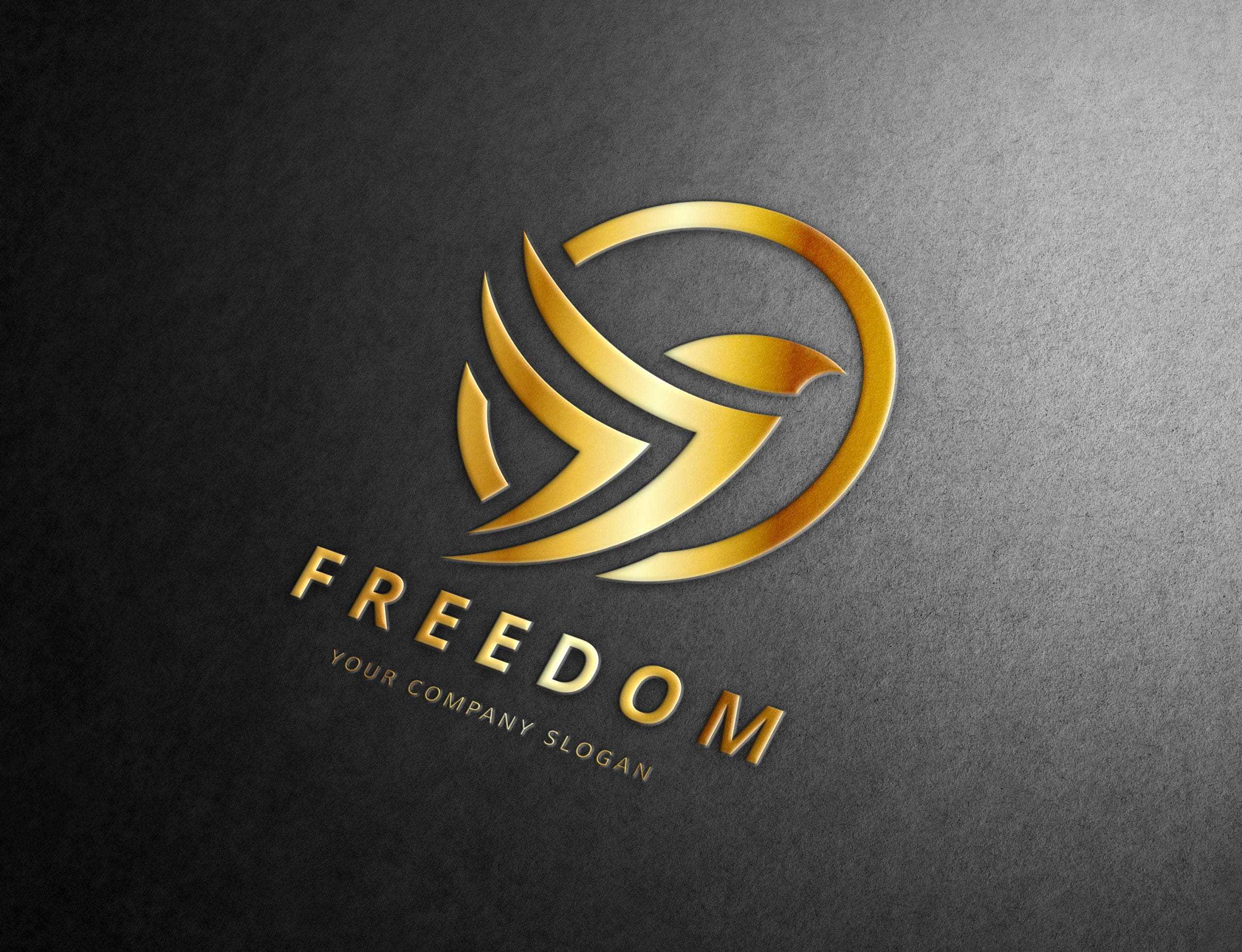 Free-Gold-Foil-Logo-Mockup-with-No-Water-Drops