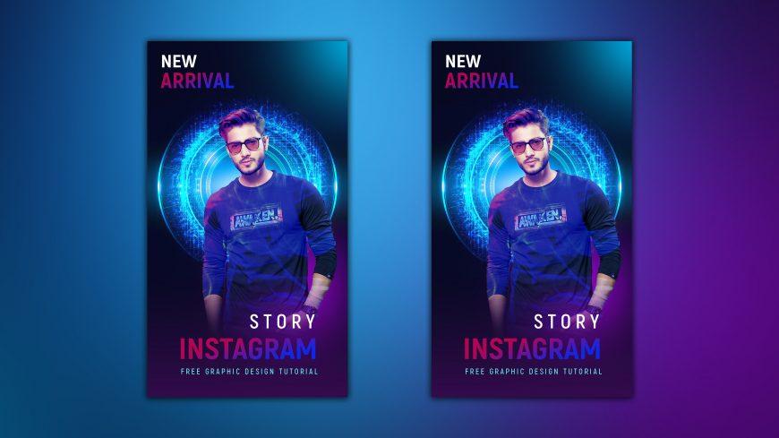 Free Instagram Story Design