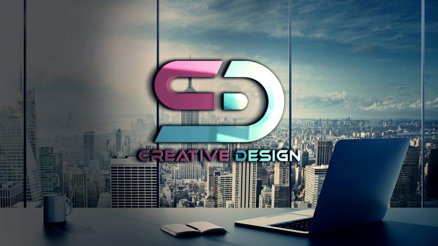 Free Typography Logo Design
