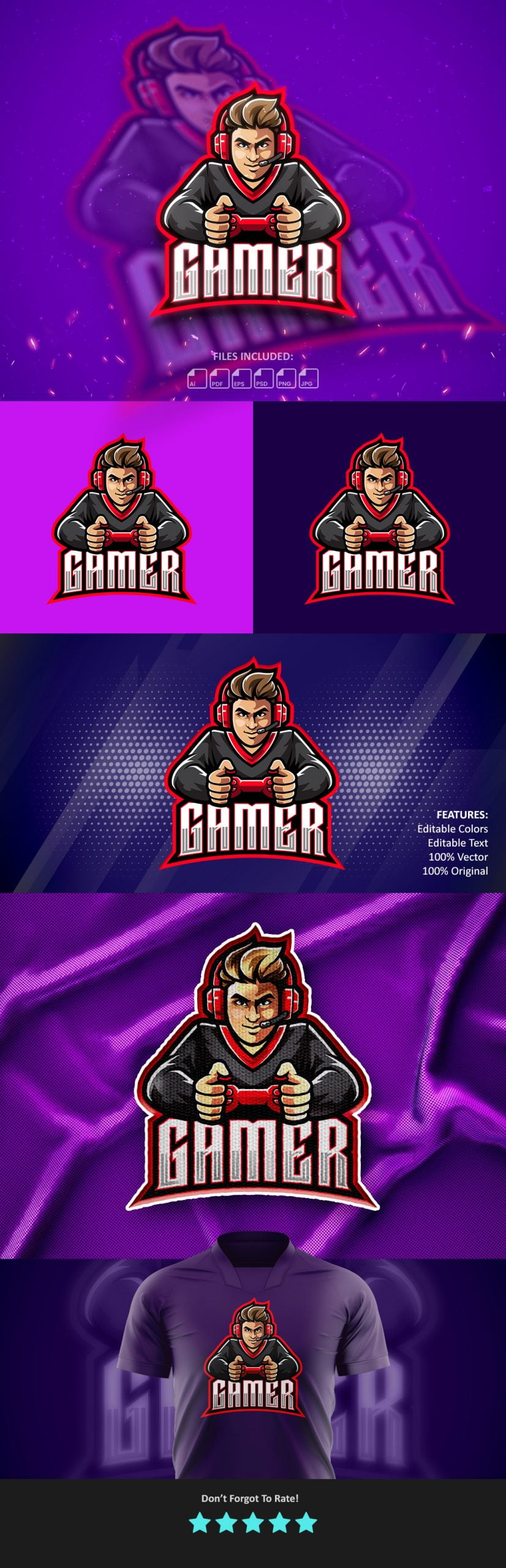 Gaming-Logo-Preview-Generator-by-GraphicsFamily