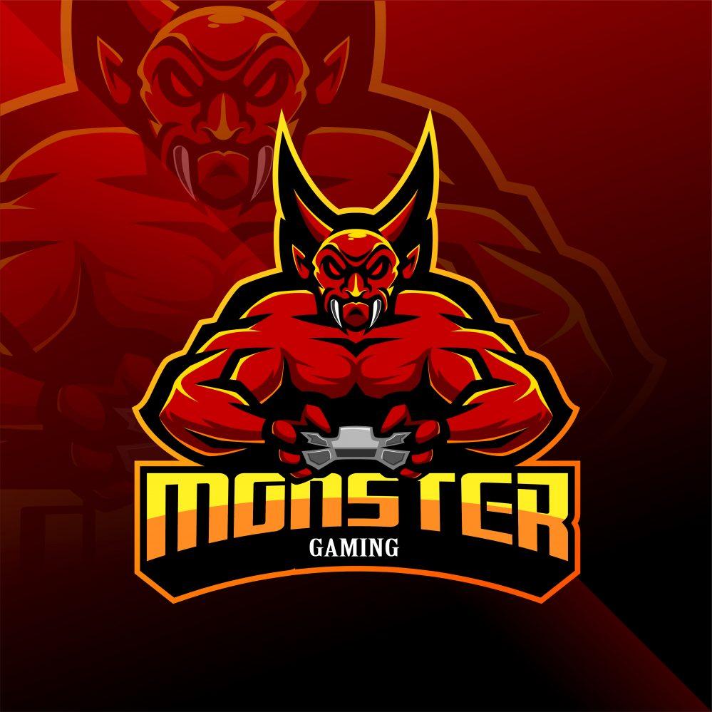 Monster Gaming Esports Logo